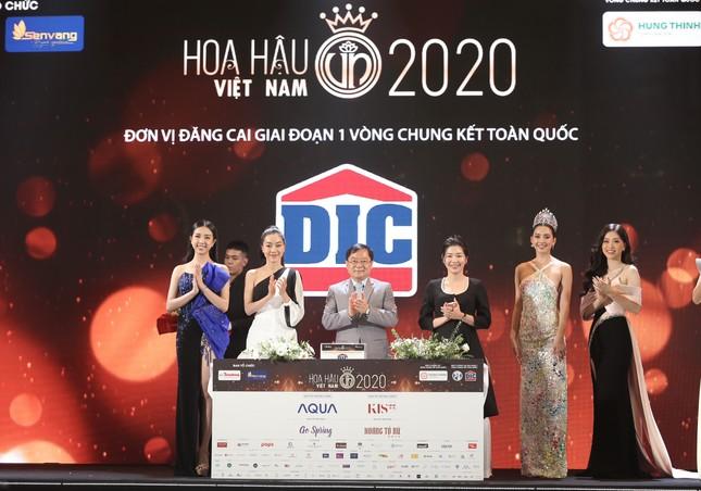 Truyền hình trực tiếp Chung kết toàn quốc Hoa hậu Việt Nam 2020 trên sóng VTV3 ảnh 51