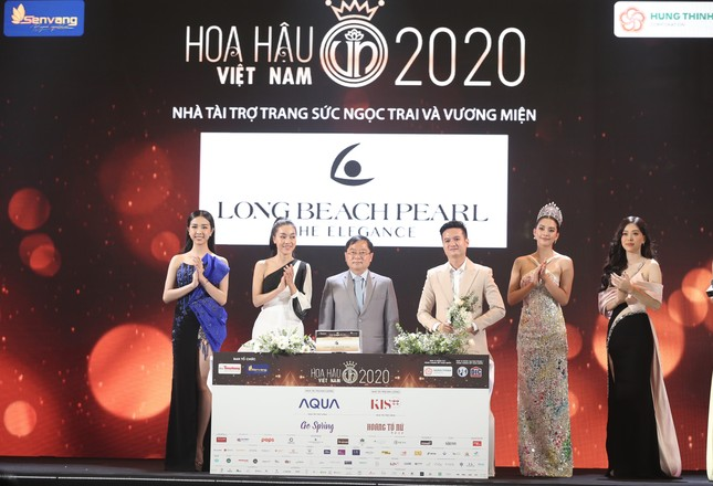 Truyền hình trực tiếp Chung kết toàn quốc Hoa hậu Việt Nam 2020 trên sóng VTV3 ảnh 52