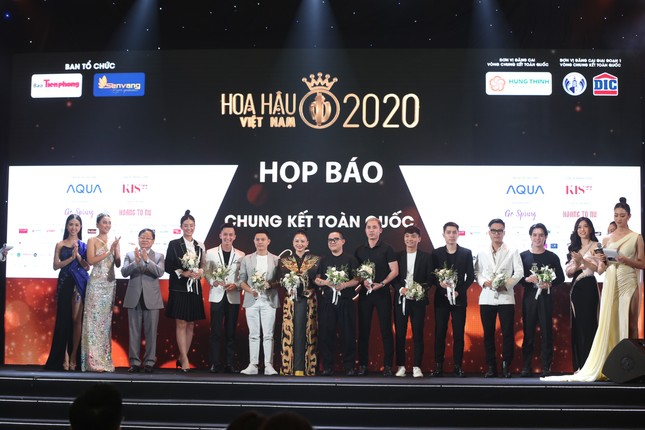 Truyền hình trực tiếp Chung kết toàn quốc Hoa hậu Việt Nam 2020 trên sóng VTV3 ảnh 53