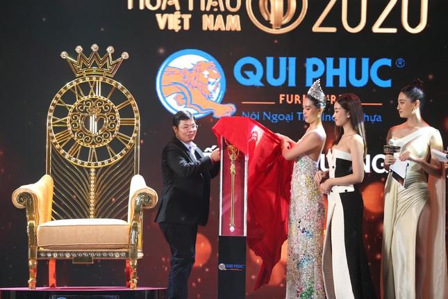 Truyền hình trực tiếp Chung kết toàn quốc Hoa hậu Việt Nam 2020 trên sóng VTV3 ảnh 42