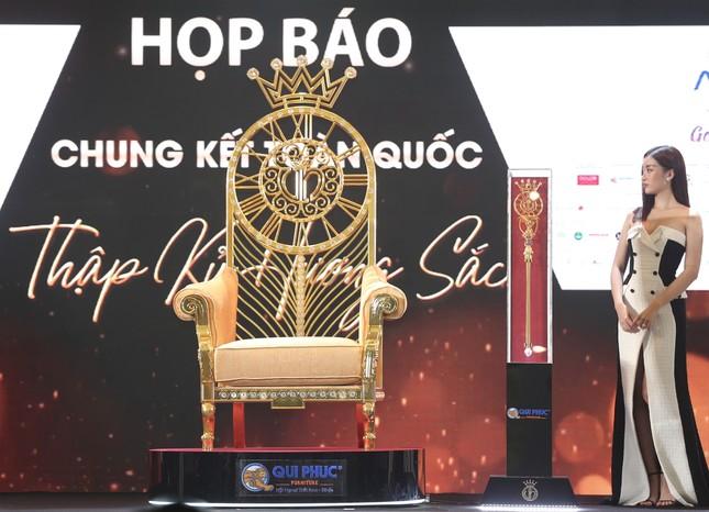 Truyền hình trực tiếp Chung kết toàn quốc Hoa hậu Việt Nam 2020 trên sóng VTV3 ảnh 48