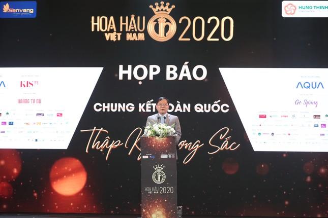 Truyền hình trực tiếp Chung kết toàn quốc Hoa hậu Việt Nam 2020 trên sóng VTV3 ảnh 31