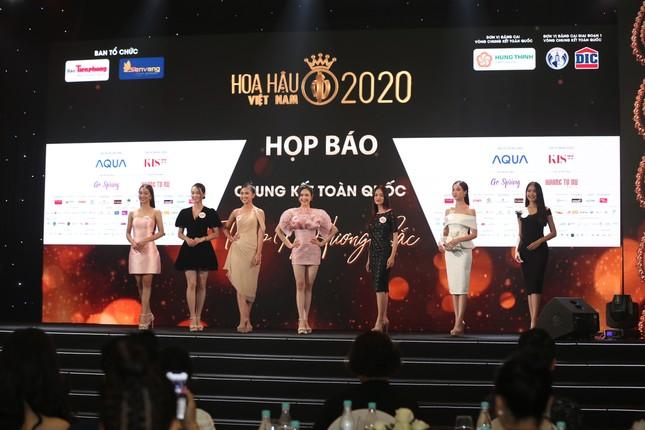 Truyền hình trực tiếp Chung kết toàn quốc Hoa hậu Việt Nam 2020 trên sóng VTV3 ảnh 24