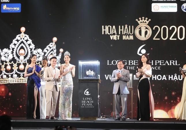 Truyền hình trực tiếp Chung kết toàn quốc Hoa hậu Việt Nam 2020 trên sóng VTV3 ảnh 45
