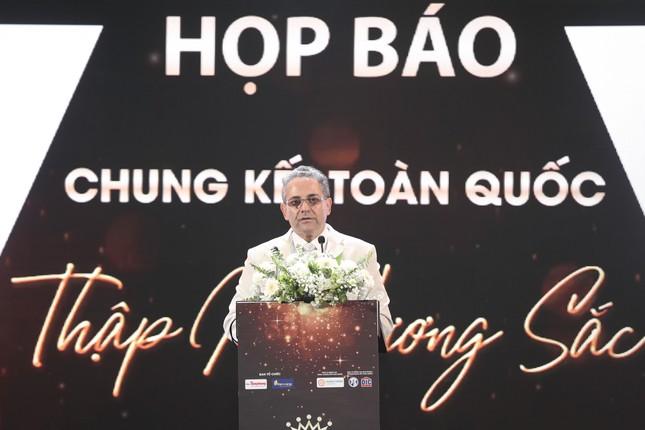 Truyền hình trực tiếp Chung kết toàn quốc Hoa hậu Việt Nam 2020 trên sóng VTV3 ảnh 38