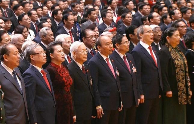 Tổng Bí thư, Chủ tịch nước: 'Không thế lực nào có thể ngăn cản nổi dân tộc ta đi lên' ảnh 6