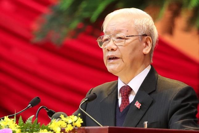 Tổng Bí thư, Chủ tịch nước: 'Không thế lực nào có thể ngăn cản nổi dân tộc ta đi lên' ảnh 11