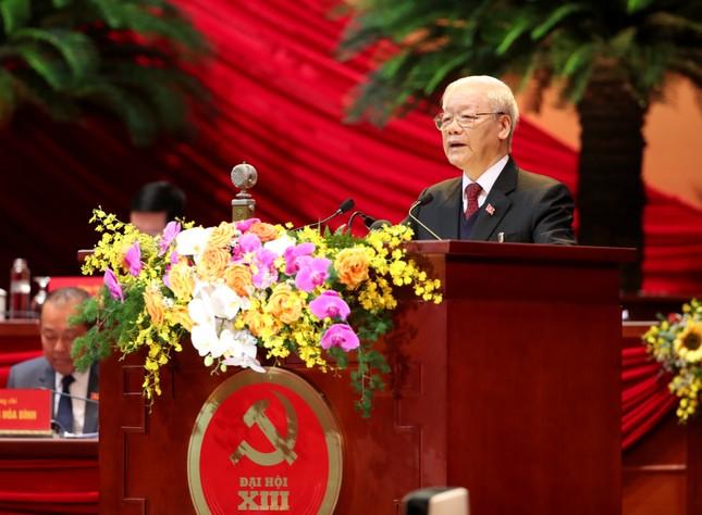 Tổng Bí thư, Chủ tịch nước: 'Không thế lực nào có thể ngăn cản nổi dân tộc ta đi lên' ảnh 17