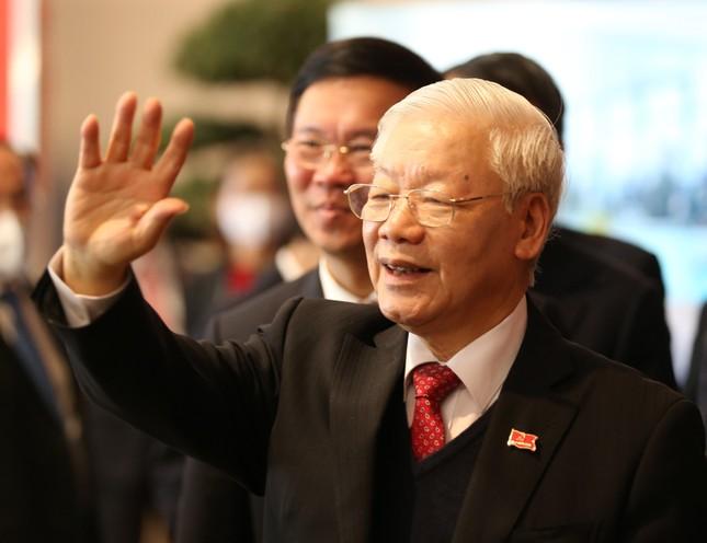 Tổng Bí thư, Chủ tịch nước: 'Tôi xin nghỉ rồi nhưng Đại hội bầu thì vẫn phải làm' ảnh 7