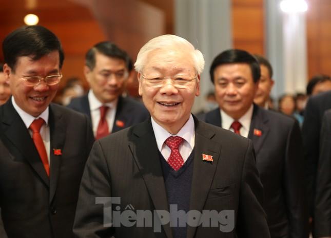 Tổng Bí thư, Chủ tịch nước: 'Tôi xin nghỉ rồi nhưng Đại hội bầu thì vẫn phải làm' ảnh 2