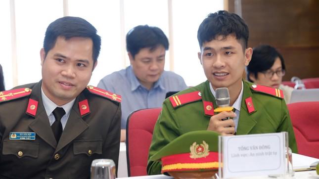 Giao lưu trực tuyến 5 đề cử Gương mặt trẻ Việt Nam tiêu biểu 2020 ảnh 20