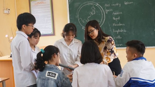 Giao lưu trực tuyến 5 đề cử Gương mặt trẻ Việt Nam tiêu biểu 2020 ảnh 17