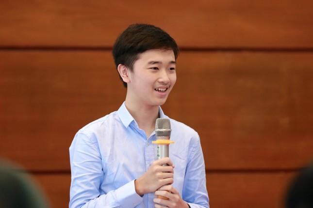Giao lưu trực tuyến 5 đề cử Gương mặt trẻ Việt Nam tiêu biểu 2020 ảnh 13