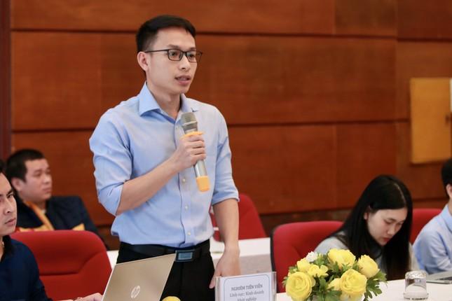 Giao lưu trực tuyến 5 đề cử Gương mặt trẻ Việt Nam tiêu biểu 2020 ảnh 12