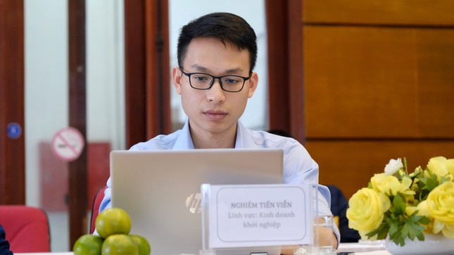 Giao lưu trực tuyến 5 đề cử Gương mặt trẻ Việt Nam tiêu biểu 2020 ảnh 7