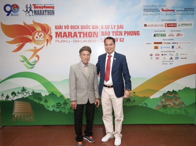 Tiền Phong Marathon 2021 - Giấc mơ đại ngàn ảnh 12
