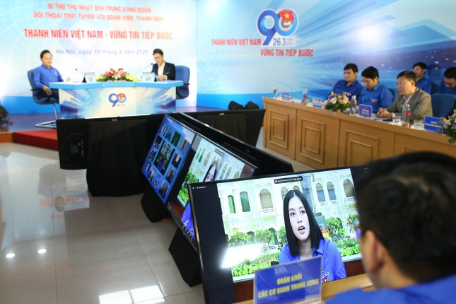 Thanh niên Việt Nam - Vững tin tiếp bước ảnh 21