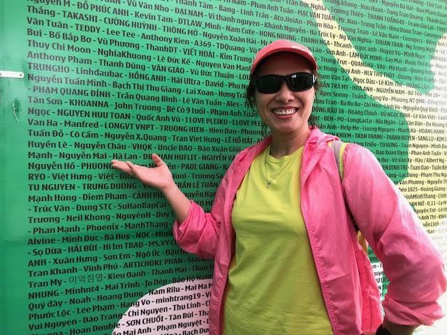 Tiền Phong Marathon 2021: Quảng trường Đại Đoàn Kết sôi động trước giờ G ảnh 13