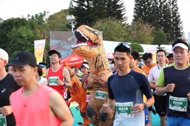 Hồng Lệ vô địch cự ly 42,195 km ảnh 60