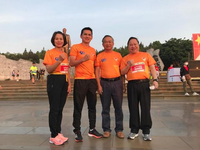 Hồng Lệ vô địch cự ly 42,195 km ảnh 51