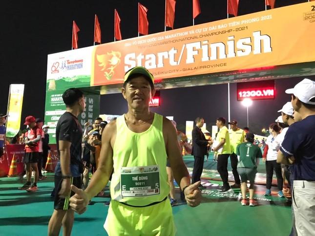Hồng Lệ vô địch cự ly 42,195 km ảnh 110