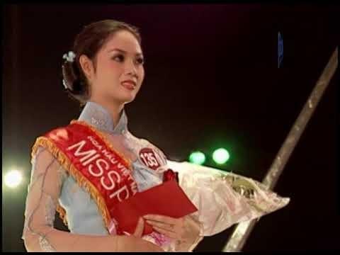 Hoa hậu Việt Nam đầu tiên thi Miss World và là người đẹp kín tiếng nhất dàn hậu ảnh 1