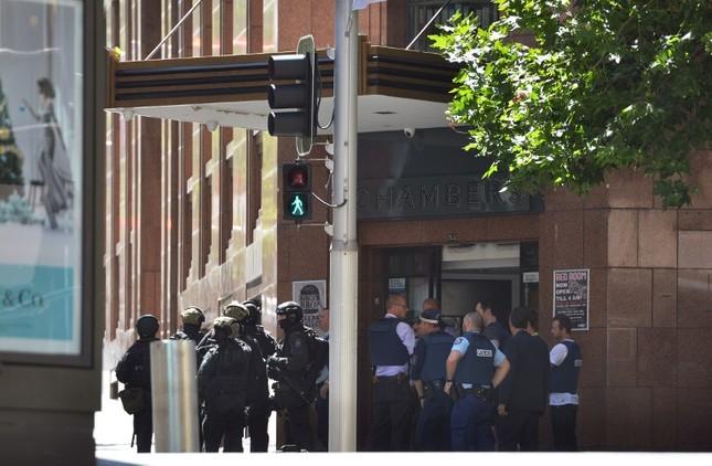 [CẬP NHẬT] Giải cứu con tin chấn động Sydney ảnh 5