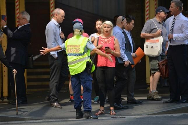[CẬP NHẬT] Giải cứu con tin chấn động Sydney ảnh 4