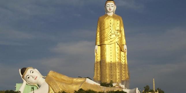 Chiêm ngưỡng những kiệt tác điêu khắc lớn nhất thế giới ảnh 10
