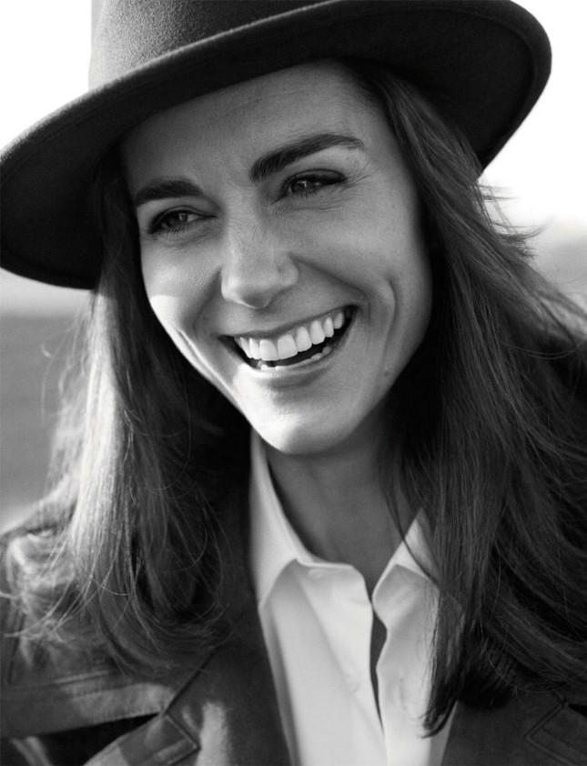 Hình ảnh khác lạ của công nương Kate Middleton ảnh 7