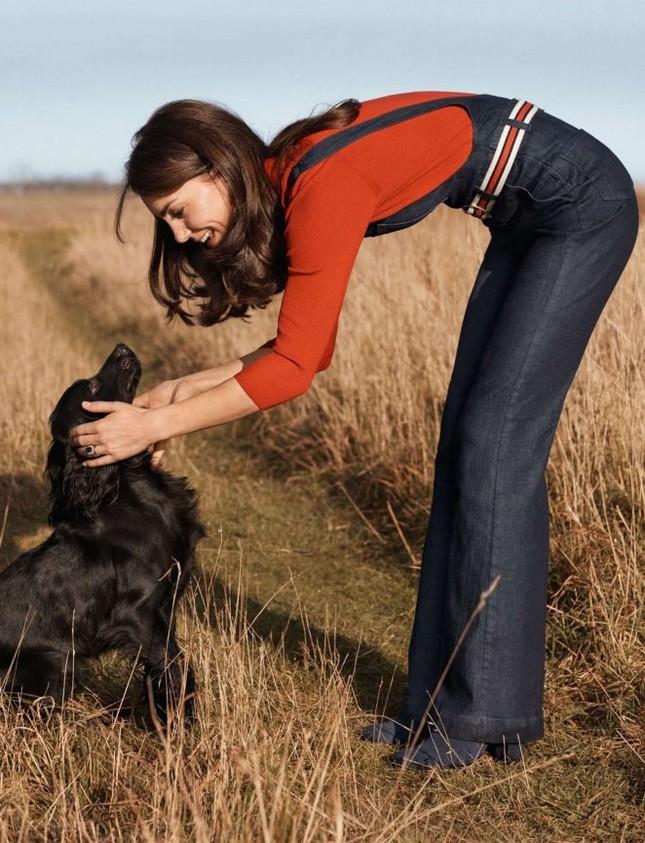 Hình ảnh khác lạ của công nương Kate Middleton ảnh 4