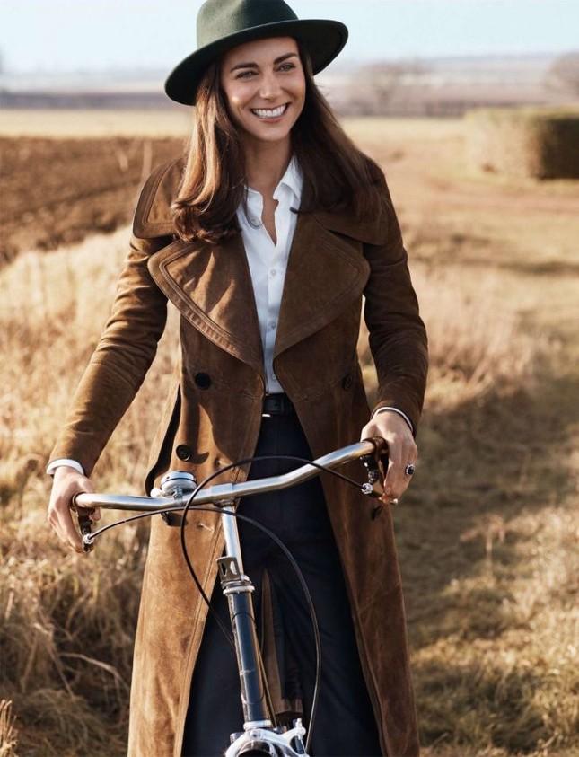Hình ảnh khác lạ của công nương Kate Middleton ảnh 3