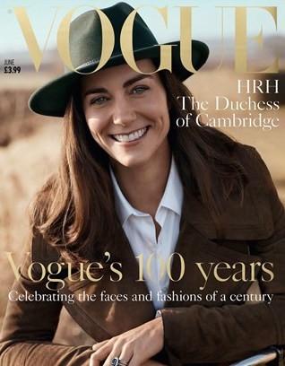 Hình ảnh khác lạ của công nương Kate Middleton ảnh 1