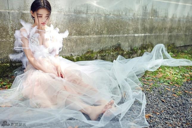 'Lý Mạc Sầu' Trương Hinh Dư đẹp mong manh tựa thiên thần ảnh 7