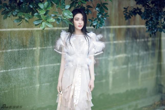 'Lý Mạc Sầu' Trương Hinh Dư đẹp mong manh tựa thiên thần ảnh 3