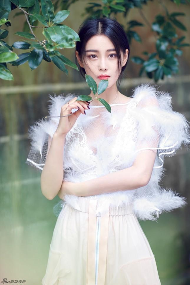 'Lý Mạc Sầu' Trương Hinh Dư đẹp mong manh tựa thiên thần ảnh 4