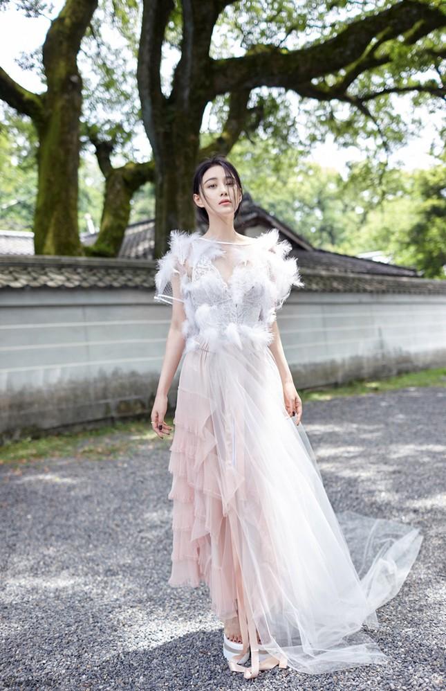 'Lý Mạc Sầu' Trương Hinh Dư đẹp mong manh tựa thiên thần ảnh 5