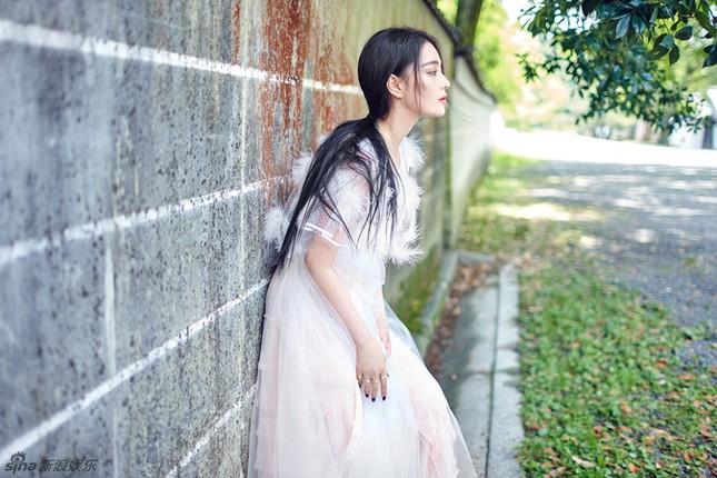 'Lý Mạc Sầu' Trương Hinh Dư đẹp mong manh tựa thiên thần ảnh 6