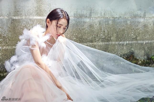 'Lý Mạc Sầu' Trương Hinh Dư đẹp mong manh tựa thiên thần ảnh 1