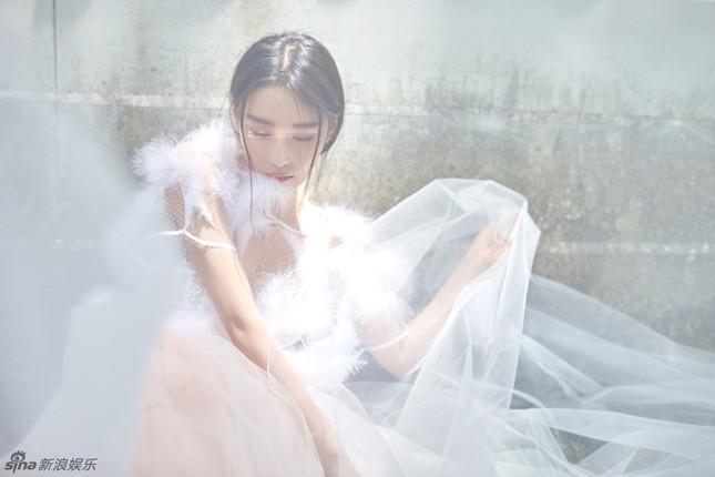 'Lý Mạc Sầu' Trương Hinh Dư đẹp mong manh tựa thiên thần ảnh 2