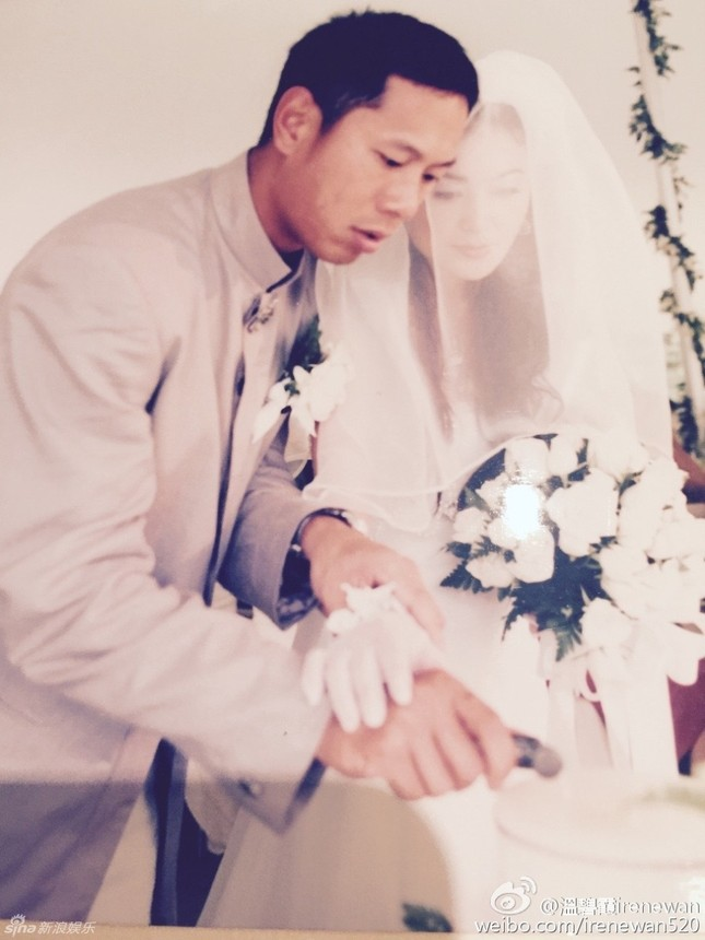 Ôn Bích Hà bất ngờ tung ảnh cưới để cảm ơn chồng ảnh 4