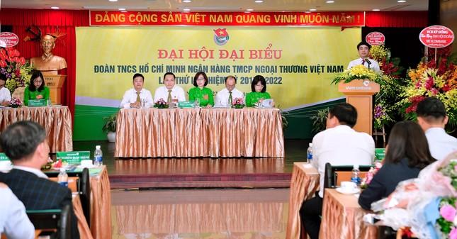 Đại hội Đại biểu Đoàn TNCS HCM Vietcombank lần thứ III ảnh 1