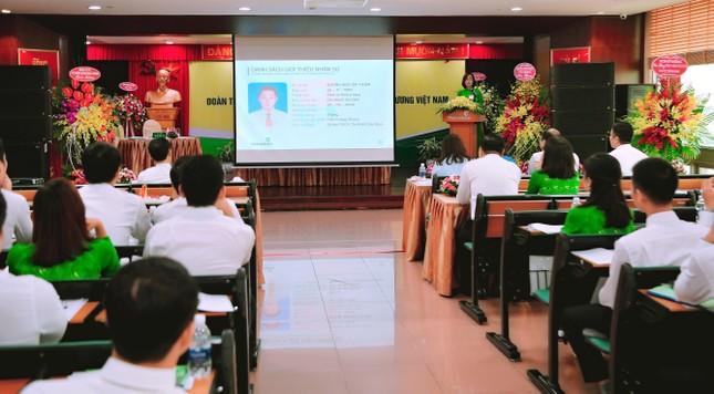 Đại hội Đại biểu Đoàn TNCS HCM Vietcombank lần thứ III ảnh 2
