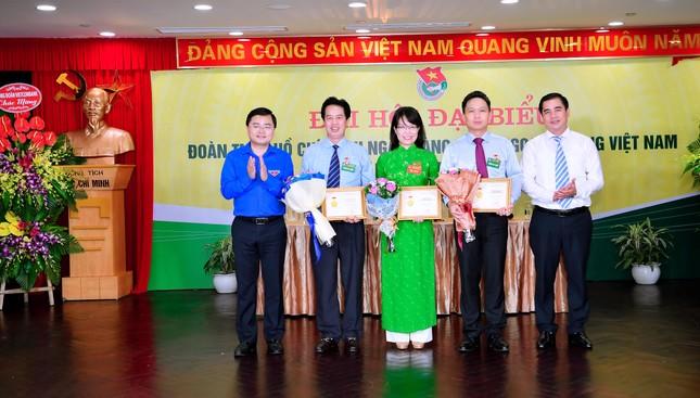 Đại hội Đại biểu Đoàn TNCS HCM Vietcombank lần thứ III ảnh 3