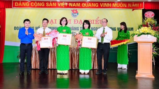 Đại hội Đại biểu Đoàn TNCS HCM Vietcombank lần thứ III ảnh 4