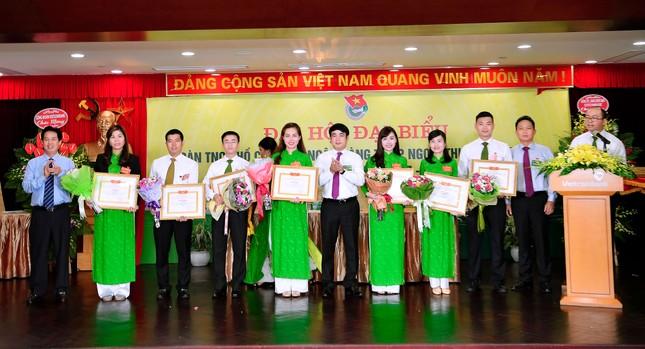 Đại hội Đại biểu Đoàn TNCS HCM Vietcombank lần thứ III ảnh 5