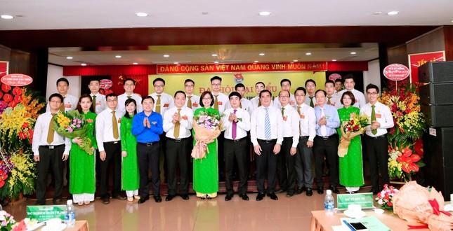 Đại hội Đại biểu Đoàn TNCS HCM Vietcombank lần thứ III ảnh 6