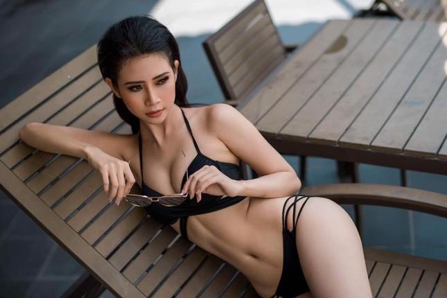 Nhan sắc quyến rũ của Liên Phương - Á khôi 1 Hoa hậu Đại sứ du lịch ảnh 2
