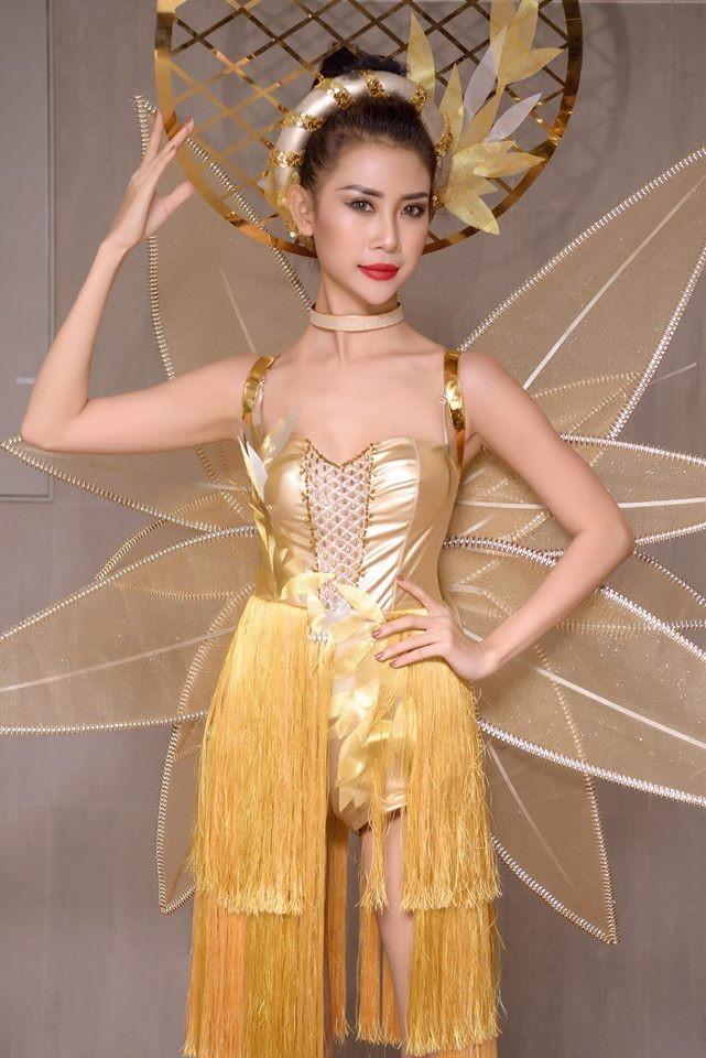 Nhan sắc quyến rũ của Liên Phương - Á khôi 1 Hoa hậu Đại sứ du lịch ảnh 6
