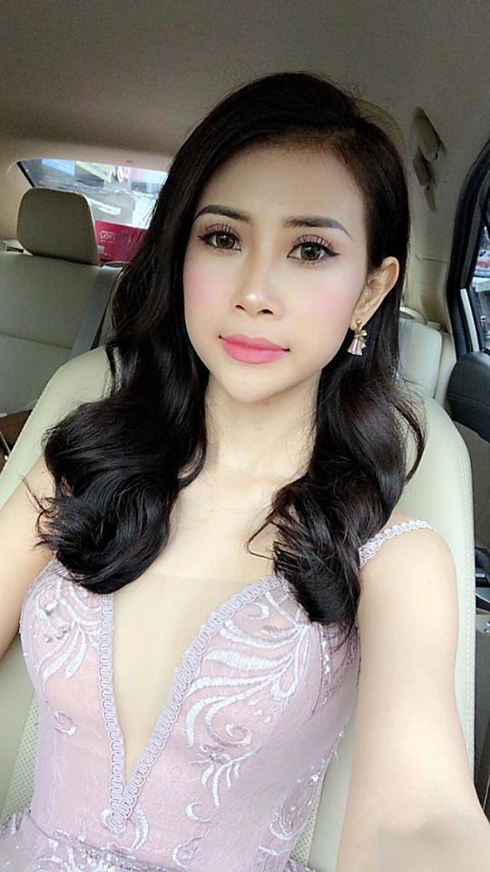 Nhan sắc quyến rũ của Liên Phương - Á khôi 1 Hoa hậu Đại sứ du lịch ảnh 8